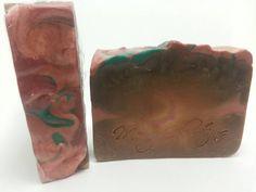 Vanilla Bean Noel Cold Process Soap, Artisan Soap, Handmade, Vegan! by radiantlyluxebeauty. Explore more products on http://radiantlyluxebeauty.etsy.com