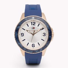 Tommy Hilfiger Tommy Hilfiger Watch - navy (Blue) - Tommy Hilfiger Watches - main image