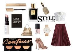 """After office look"" by miloni-jhaveri on Polyvore featuring Chicwish, MICHAEL Michael Kors, CLUSE, Bobbi Brown Cosmetics, Kilian and NARS Cosmetics"
