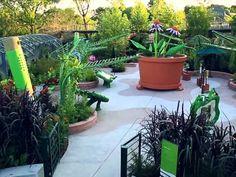 The Rory Meyers Children's Adventure Garden - Dallas Arboretum