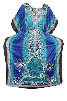 Women's Boho Caftan Jewel Blue Coral Cover Up Beach Tunic... https://www.amazon.com/dp/B01M0M0B7H/ref=cm_sw_r_pi_dp_x_YAQbyb6RSYVDN