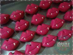 Doce de ninho , candy, festa monster high  Visite minha pagina: monike doces artesanais