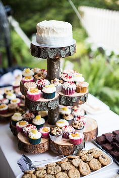 make this cake stand