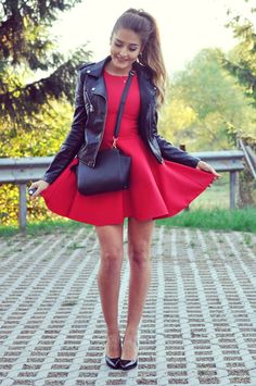 Outfits para el Invierno La Mejor Combinación Red 2