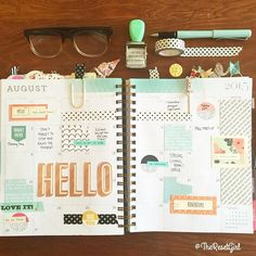 I absolutely love this spread in my @inkwellpress planner so much! It makes me want to stockpile all the decorating elements I used so I can recreate it next month! What a joyful feeling to love what you create. I hope each of us gets to experience that as much as possible. And how lucky are we that a planner makes such an awesome canvas? #theresetgirlplansinkwell #theresetgirlplans #inkwellpressplanner #inkwellpress #planner #cratepaper #washi #theresetgirlshop #stickers #octoberafternoon…