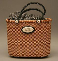 Nantucket basket purse.