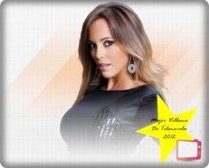 Mejor Villana De Telenovela...  Maria Elisa Camargo - Porque El Amor Manda Maria Elisa, Elsa, Mexico, The Incredibles, Actors, Tv, Beauty, Love Rocks, Get Well Soon