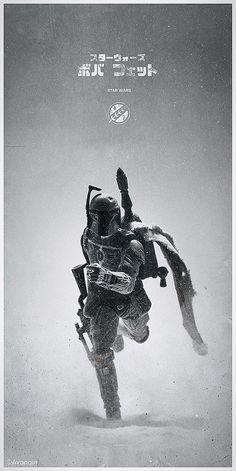 Avanaut – New Star Wars Series | Geek Art – Art, Design, Illustration & Pop Culture ! | Art, Design, Illustration & Pop Culture !