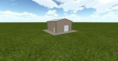 3D #architecture via @themuellerinc http://ift.tt/2jisDJE #barn #workshop #greenhouse #garage #DIY