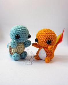 Pokemon crochet!