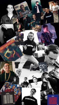 Listen to every Logic track @ Iomoio Logic Rapper Wallpaper, Rapper Wallpaper Iphone, Hip Hop Artists, Music Artists, Logic Artist, Robert Bryson Hall, Young Sinatra, Dope Wallpapers, Wallpaper Backgrounds