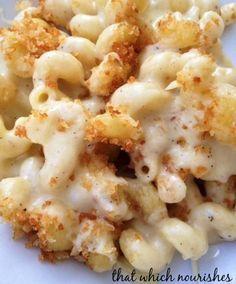 Das heißeste Rezept für Mac and Cheese - Käsemakkaroni aus dem Internet #MacnCheese #Käsemakkaroni #Rezept