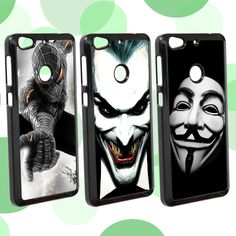 """Find More Phone Bags & Cases Information about Letv Le 1s X500 cover Exquisite Cool Black Spider Man / V face cartoon anime Series Hard case 5.5"""",High Quality anime apparel,China case watch Suppliers, Cheap anime bear from ShenZhen MRB store on Aliexpress.com"""