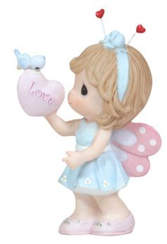 Shop for anniversary gifts, wedding gifts, and many other figurines, sculptures and ornaments at Precious Moments. Precious Moments Quotes, Precious Moments Figurines, Valentine's Day Printables, Holly Hobbie, Niece And Nephew, 40th Anniversary, Collectible Figurines, Blue Bird, Butterfly