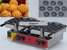 Newtry NP-541 Walnut cake making machine Electric waffle maker machine snack food machine cake machine(220V)