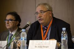 2014 INNOBA AWARDS - Dr. Josep Vergés, Medical and Scientific director of Biobérica. More information: http://www.bioiberica.com/News/Pharma_Osteoarthritis/V414/S1/A_protocol_for_the_reduction_of_waiting_lists_for_prosthetic_knee_surgery_and_a_monitoring_program_of_osteoarthritis_patients_for_pharmacies_winners_of_the_Second_INNOBA_awards.html - Photo: © Bioibérica