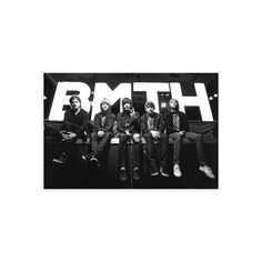 Bring Me the Horizon BMTH Music Poster Print Poster (62 HRK) ❤ liked on Polyvore featuring home, home decor, wall art, music metal wall art, music wall art, music themed home decor, music home decor and music themed wall art