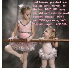 Adorable pic! and i love that quote!!!!