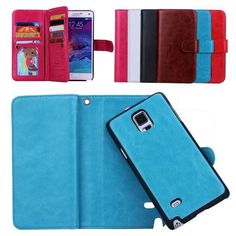27 best galaxy s6 edge cases images samsung galaxy s6, leathergalaxy s6 edge cases · removable magnetic pu leather flip wallet case cover f samsung galaxy note4 s5 6 galaxy note