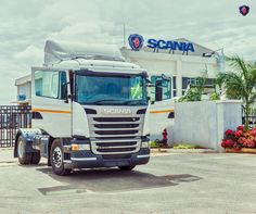 #Scania G-Series comes with strong, lightweight and low-maintenance air suspension for a comfortable & long journey. #ScaniaTrucks <br>http://pic.twitter.com/caVkeykEyA