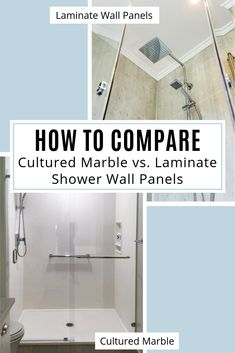 How to Compare Cultured Stone & Laminate Bathroom & Shower Wall Panels –Innovate Building Solutions