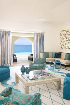 Geoffrey Bradfield | Luxury Interior Design | La Dacha, Lesser Antilles