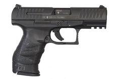 WaltherPPQ 9mm  Enhanced combat weapon
