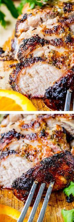 Cuban Mojo Marinated Pork - 17 Easter Dinner Ideas for an Everlasting Family Feast