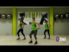 Zumba® Toning - La Aspirina (Mega Mix 52) - - YouTube