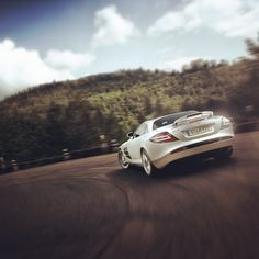 Mercedes SLR McLaren in Black Forrest. Photo by @zweikommaacht #mercedesbenz #slr #mbslr #mbfanphoto #mbcar #mbcars #supercar #mclaren #addictedtolight #carphotography #carporn #carsofinstagram