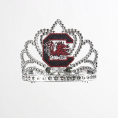 Divine Creations offers unique team accessory items to support your team in style. The team tiaras are a fun and fashionable way to support your favorite team. Tiaras are comfortable and wearable by b