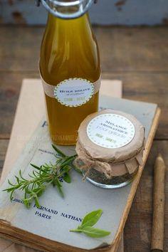 Mélanges aromatiques pour grillades à la Plancha et huiles d'olive aromatisée @Plaisir des mets