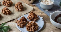 no Norwegian Christmas, Norwegian Food, Cake Decorating, Almond, Cereal, Bakery, Sweets, Snacks, Chocolate