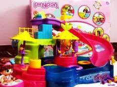 Juguete: AquaPark Pin y Pon