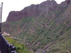 Barranco de Guayadeque en Gran Canaria