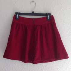 Cordouroy skirt Super soft, buttons down center. Great condition. Skirts Mini