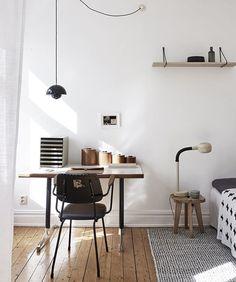 Lovely workspace | kvart_joanna
