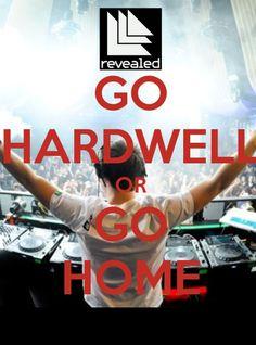 Go hardwell or go home #EDM #freaknight 2013!!