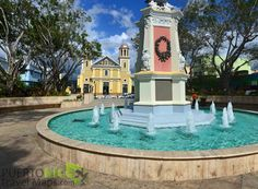 Plaza Colon,Mayaguez
