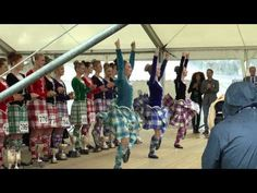 Cowal 2015 - The winners' Fling - YouTube