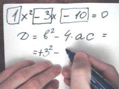 Как считать дискриминант Вычислить по формуле. Дистанционный репетитор по математике помогает! Решение квадратных уравнений: найдем дискриминант этого уравнения: Дискриминант больше нуля, значит уравнение имеет два различных корня. Тогда решим ЕГЭ на 100 баллов.