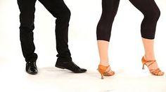 How to Dance a Cha-Cha Chase with Full Turn | Cha-Cha Dance - YouTube