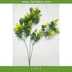 Fire Proof UV Proof Artificial Boxwood Twig
