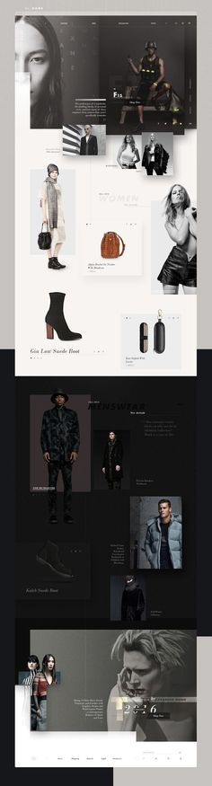 Alexander Wang Redesign Concept - UltraLinx: