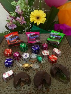 """""""Chocolate is the answer, who cares what the question is."""" Chocolates Costanzo de San Luis Potosí. 08/06/16"""