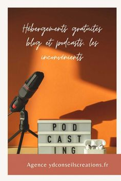 Hébergements gratuits blog et podcasts, les inconvénients Articles, Tips, Trivia, Entrepreneurship