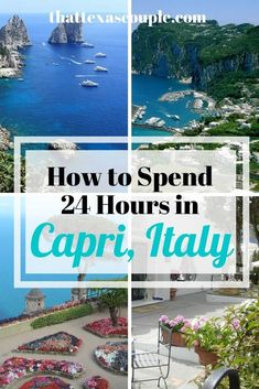Europe Destinations, Places In Europe, Amazing Destinations, Day Trips From Rome, Italy Travel Tips, Capri Italy, France, Travel Themes, Where To Go
