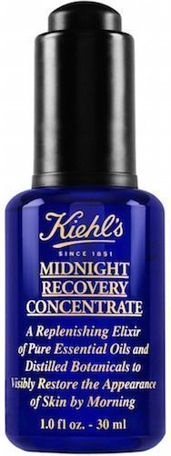 Kiehl's Midnight Recovery Concentrate...you'll be able to find it at ULTA soon!