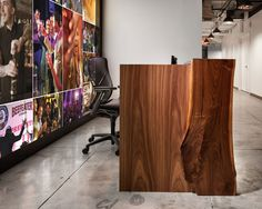 10 Questions with... Scott and Mark Spector | Pernod Ricard, NYC. #design #interiordesign #interiordesignmagazine #projects #officespaces