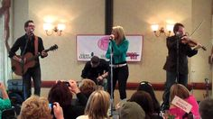 """Lauren Alaina performing """"If I Die Young"""" live at WPOC's Bosom Buddy event 10/09/11."""
